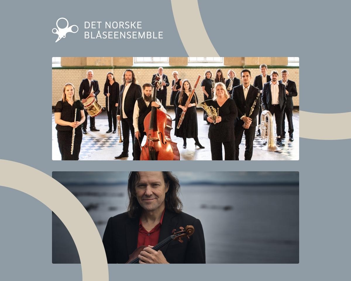 Åtte årstider med Det Norske Blåseensemble
