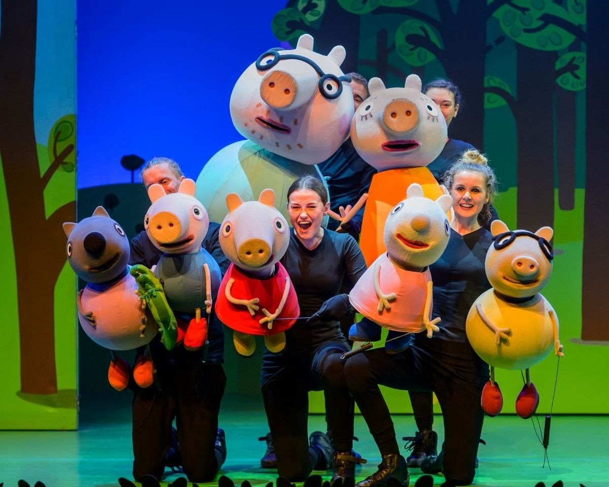 Peppa Gris Live – Norgespremiere!